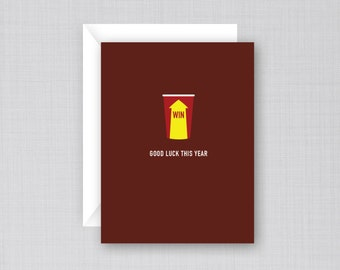 Roll Up the Rim New Year's Card | Canadian Holiday Card | Tim Horton's Holiday Card