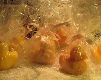 RUBBER DUCKY SOAP - Handmade - Set of 12