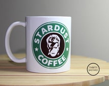 David Bowie (Ziggy Stardust) inspired coffee mug!