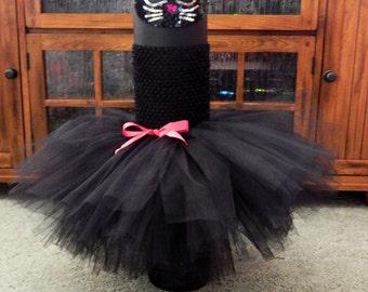 Black kitty tyty