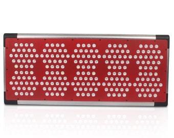 Indoor led grow lights 500 Watts Full spectrum Lumen 70730 lux High quality optical lens