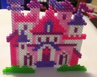 Perler Bead 3D Princess Fairyland - 6 piece set