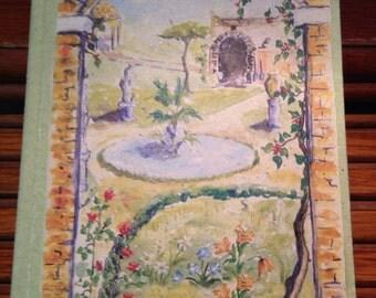 Gardener's diary in eco paper