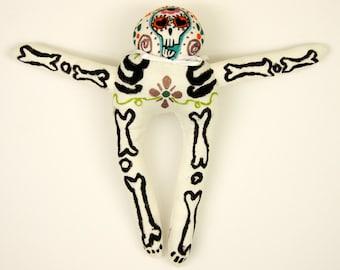 Sugar Skull Doll for Baby