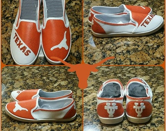 Texas Longhorns Shoes
