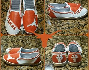 Texas Longhorns Shoes