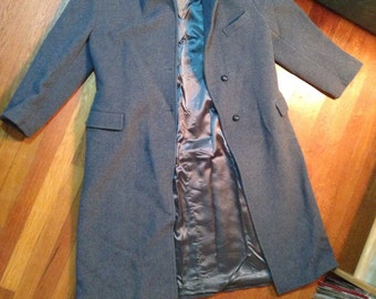 100% Wool Pendleton Ladies Coat 14