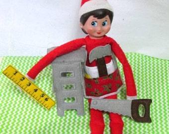 In Hoop Elf Tool Belt Set
