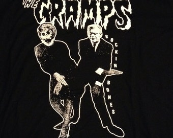 THE CRAMPS Rockin Bones Bootleg