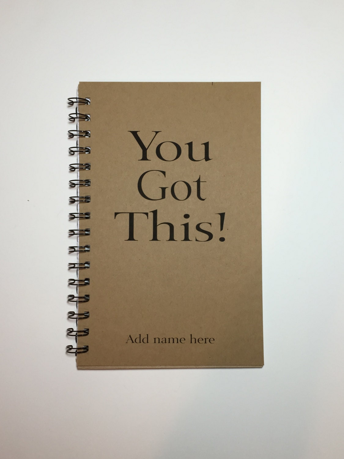 you got this journal inspirational quote motivational