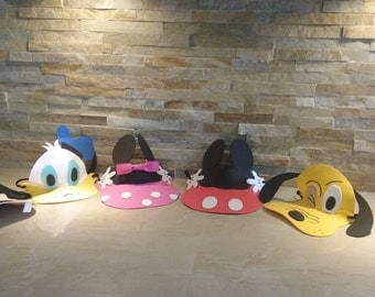 Mickey Sun Visor Hat