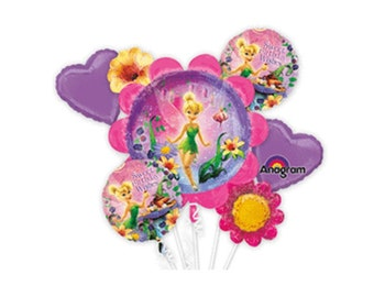 Tinkerbell Balloon Set