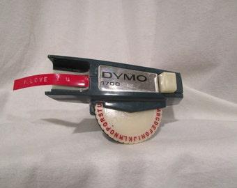 DYMO label maker, Vintage label maker, Label maker gun,  Label maker, Vintage office supplies
