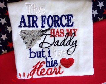The Air Force Has My Daddy