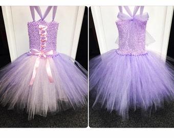 Rapunzel Tutu Dress