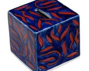 Ceramic Money Box v41