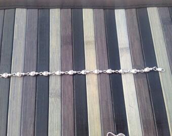Teschetti steel bracelet