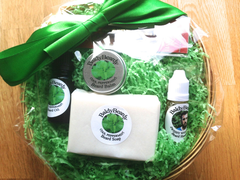 beard care grooming and maintenance gift basket set by. Black Bedroom Furniture Sets. Home Design Ideas