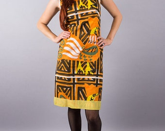 60's vintage dress Helena