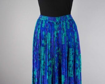Vintage Maxi skirt - Mermaid