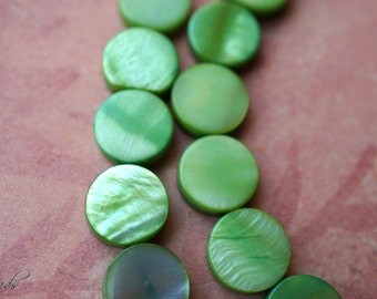 Sale..Mother of Pearl Beads, Beads, N1888