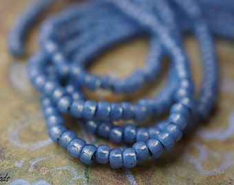 Luster Blue, Seed Beads, Toho Beads, N2102
