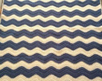 Toddler Bed Blanket Crochet