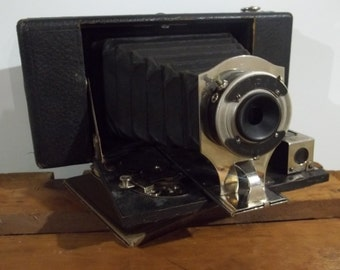 Ansco Buster Brown Model 3A Folding Camera