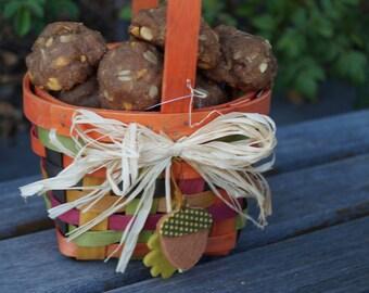 Organic All Natural Coconut Peanut Butter Dog Treats