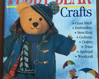 Teddy Bear Crafts : Family Circle with Patterns by - Paperback