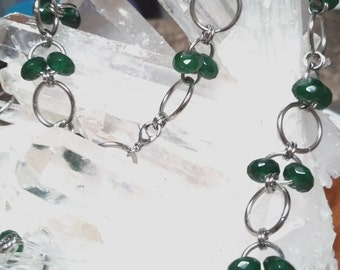 100 Carats of Emeralds only 125.00