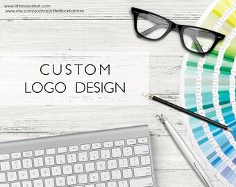 Custom Logo Design   Graphic Design