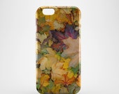 Autumn Leaves iPhone Case iPhone 6 Case iPhone 6s Case iPhone 6 Plus Case iPhone 5C Case iPhone 5 Case iPhone 4 Case SS118a