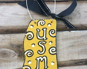 Southern Mississippi Ornament