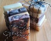 Handcrafted Soap Sampler Bundle