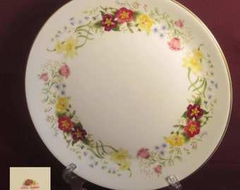 Royal Albert SPRING MORNING Bone China Salad Plate