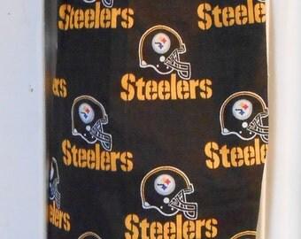 Plastic Grocery Bag Holder #297 Steelers  plastic bag holder