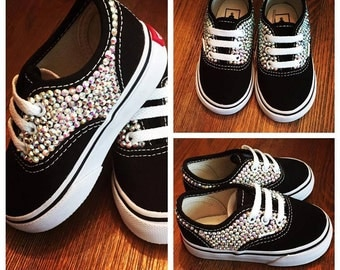Blinged Out Shoes Etsy