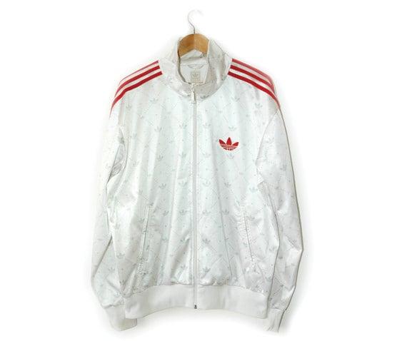 Adidas logo Track top