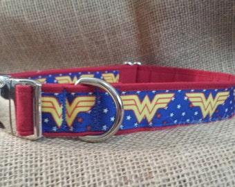 What a Wonder Buckle dog collar