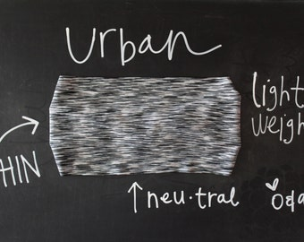 ADULT Urban \\ Non slip Headband || Fitness || Workout || Yoga
