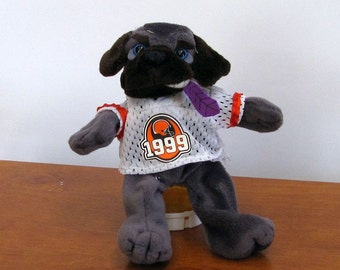 Cleveland Browns Dog Puppet by The Puppet Patch