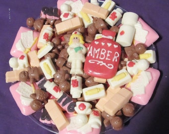 Nurse Medical chocolates candy tray
