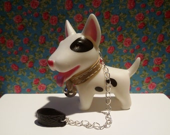 White dog for Blythe and Dolls