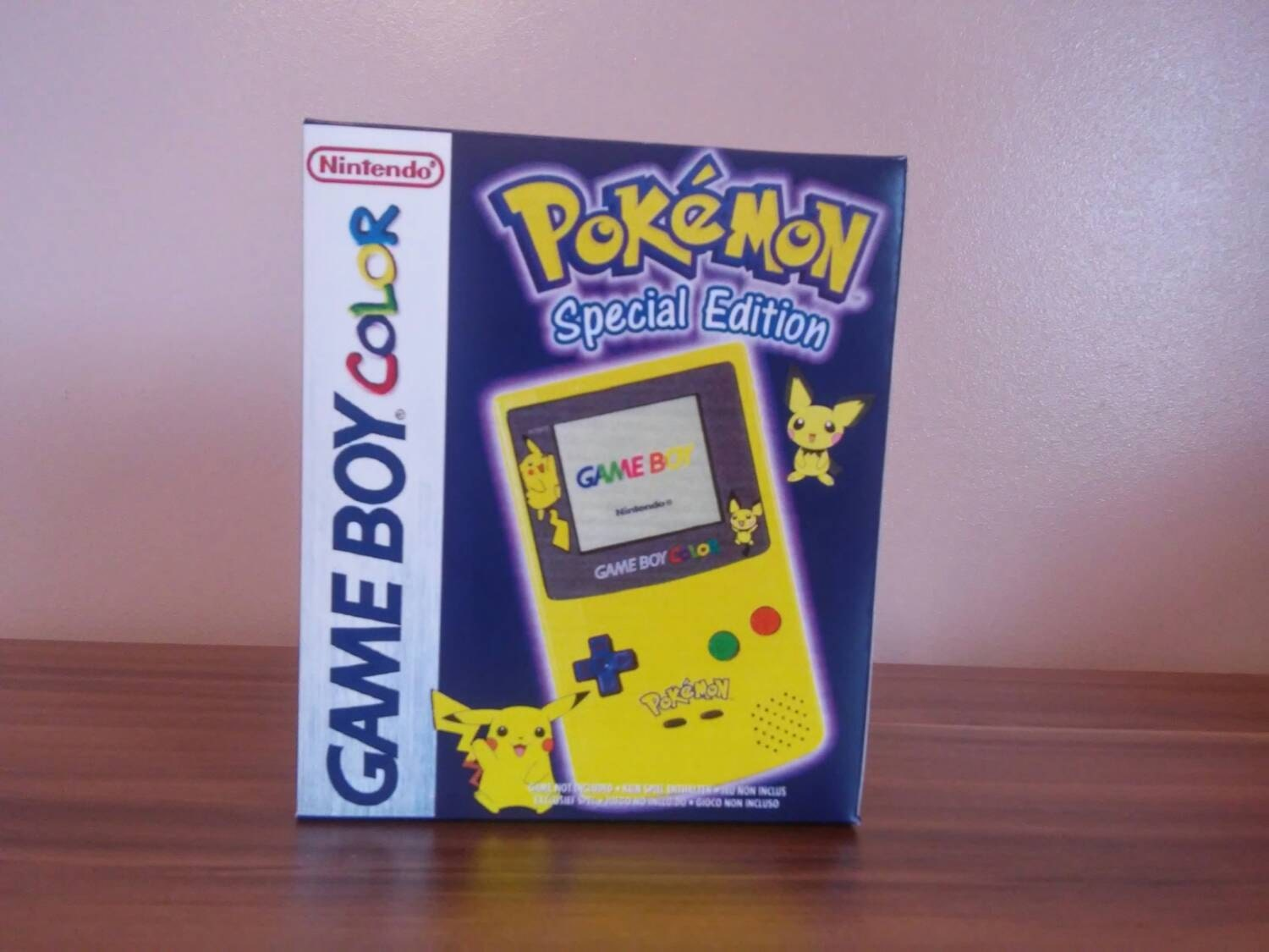 Pokemon games for gameboy color -  Zoom