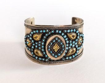 Turkoman Cuff Bracelet