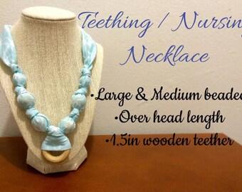 Nursing Teething Necklace