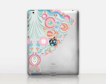 Folktale Transparent iPad Case For - iPad 2, iPad 3, iPad 4 - iPad Mini - iPad Air - iPad Mini 4 - iPad Pro