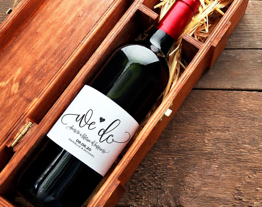 Diy Wine Bottle Labels Wedding Wine Labels Wedding Wine Bottle Labels Wine Label