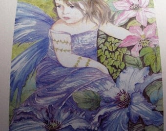 A Little Girl Fairy Picture